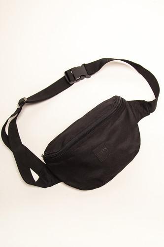Сумка URBAN CLASSICS Hip Bag (Black/Black) сумка urban classics multi pocket shoulder bag black black