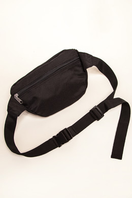 Сумка URBAN CLASSICS Hip Bag Black/Black фото 2