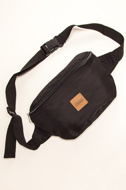 Сумка URBAN CLASSICS Hip Bag Black фото