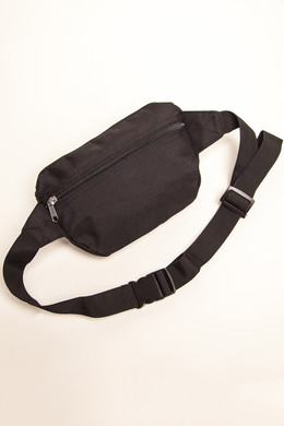 Сумка URBAN CLASSICS Hip Bag Black фото 2