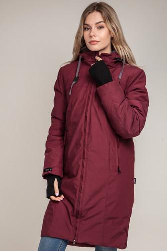 Пальто FREE FLIGHT Rigor F-1822 женское (Bordo, L) женское шерстяное пальто