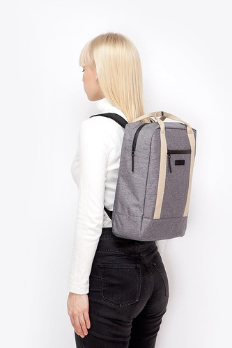 Рюкзак UCON Ison Backpack FW18 Grey фото 17