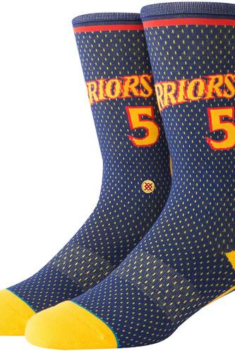 Носки STANCE NBA ARENA WARRIORS 04 HWC (NAVY) носки stance nba arena bulls 96 hwc black l