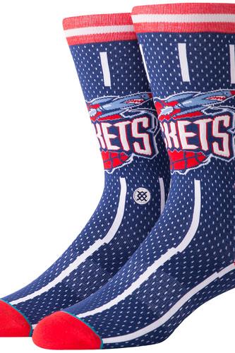 Носки STANCE NBA ARENA ROCKETS 02 HWC (NAVY) носки stance nba arena celtics anklet green one size