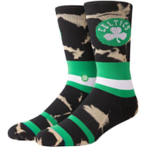 Носки STANCE NBA ARENA CELTICS ACID WASH (GREEN) носки stance nba arena bulls acid wash red