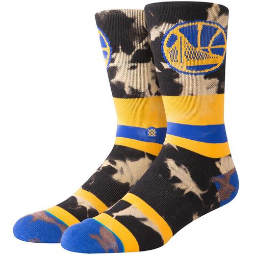 Носки STANCE NBA ARENA WARRIORS ACID WASH (BLUE) nba cavaliers lebron james vinyl action figure toy