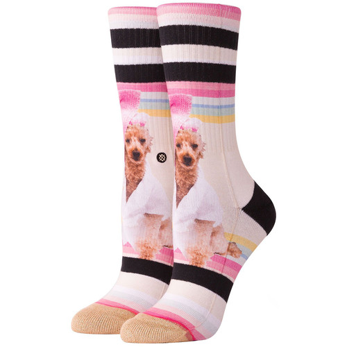 Носки STANCE FOUNDATION WOMEN CALL ME BEV (PINK)
