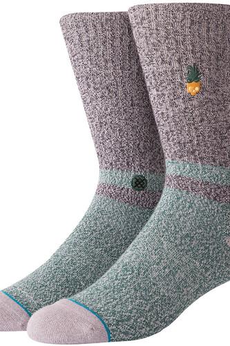 Носки STANCE FOUNDATION SLICE (BLACK) носки stance foundation slice black
