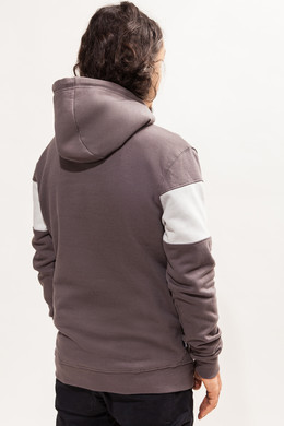 Толстовка TRUESPIN Wide Stripes Hoodie #1 Tornado/Grey Violet фото 2