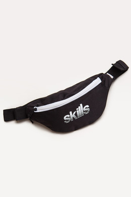 Сумка SKILLS Phantom Hip bag Black фото