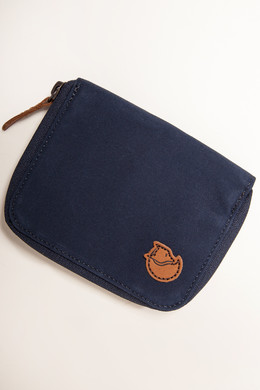 Кошелек FJALLRAVEN Zip Wallet Navy 560 фото