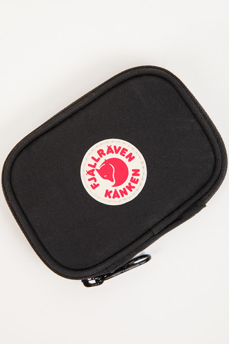Визитница FJALLRAVEN Kanken Card Wallet Black 550 фото 5