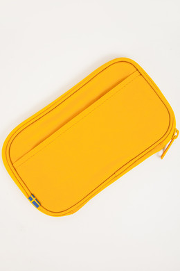 Кошелек FJALLRAVEN Kanken Travel Wallet Warm Yellow 141 фото 2