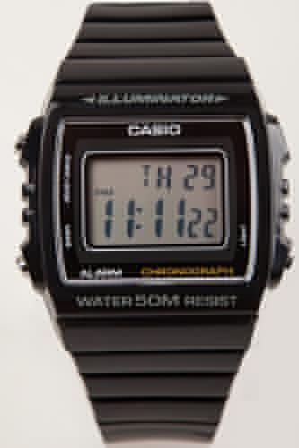 Часы CASIO W-215H-1A 3224 (Черный) все цены