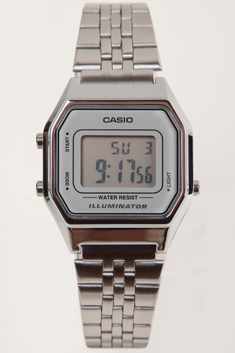 Часы CASIO LA680WEA-7E 3284 (Хром-7E)