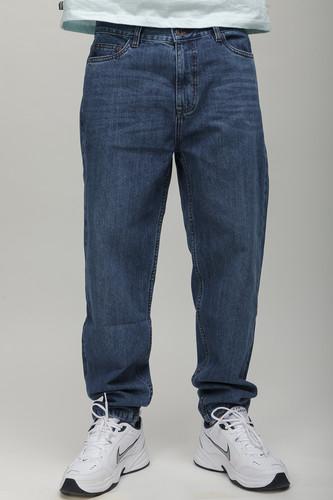 Джинсы URBAN CLASSICS Denim Baggy Pants (Clean Blue, 34) цена 2017