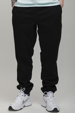Брюки URBAN CLASSICS Basic Sweatpants Black фото