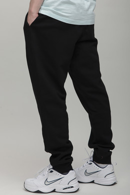 Брюки URBAN CLASSICS Basic Sweatpants Black фото 2