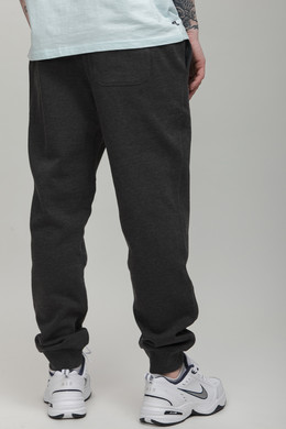 Брюки URBAN CLASSICS Basic Sweatpants Charcoal фото 2