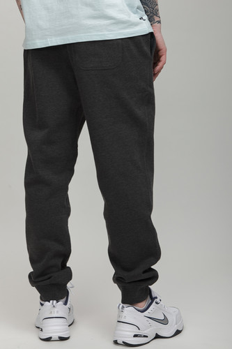 Брюки URBAN CLASSICS Basic Sweatpants Charcoal фото 6
