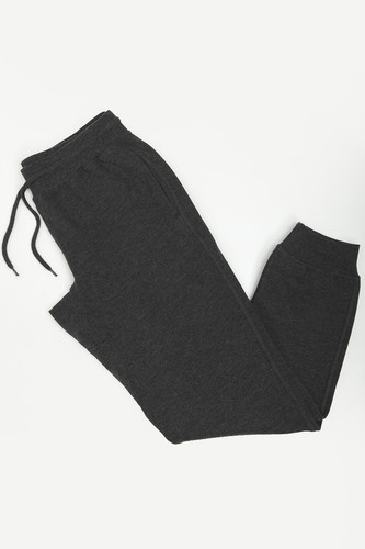 Брюки URBAN CLASSICS Basic Sweatpants Charcoal фото 7