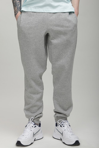 Брюки URBAN CLASSICS Basic Sweatpants (Grey, XL)