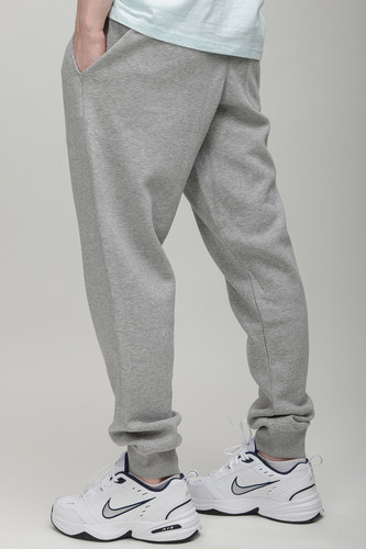 Брюки URBAN CLASSICS Basic Sweatpants Grey фото 7
