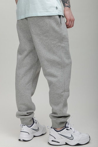 Брюки URBAN CLASSICS Basic Sweatpants Grey фото 8
