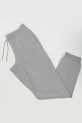 Брюки URBAN CLASSICS Basic Sweatpants Grey фото 9
