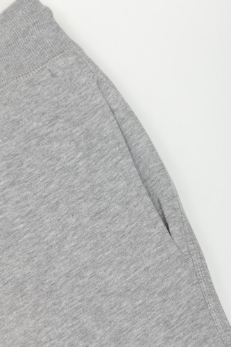 Брюки URBAN CLASSICS Basic Sweatpants Grey фото 10