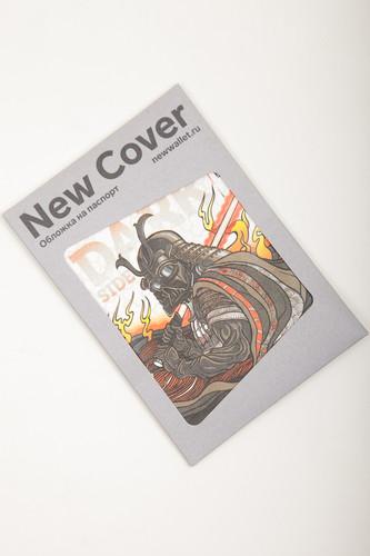 Обложка NEW WALLET для паспорта (New Darkside)