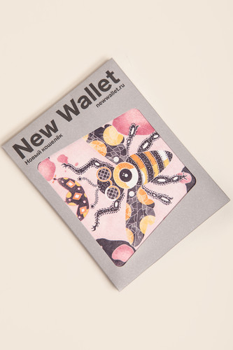 Кошелек NEW WALLET New Beecomb фото 5