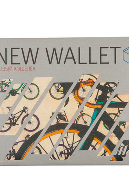 Кошелек NEW WALLET New Bike NW-010 фото 2
