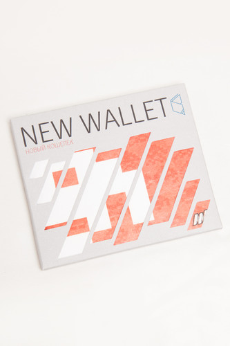 Кошелек NEW WALLET New Dendy NW-034 фото 6