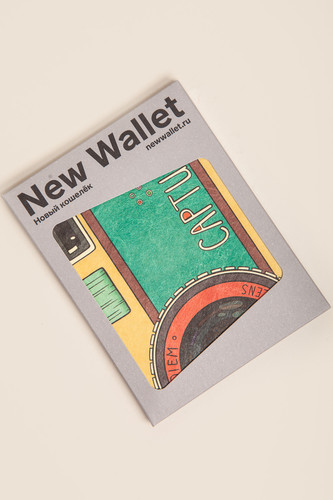 Кошелек NEW WALLET New Diem NW-035 фото 5