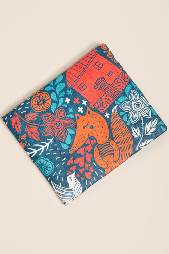 Кошелек NEW WALLET New Foxes NW-036 фото 6