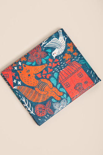 Кошелек NEW WALLET New Foxes NW-036 фото 7