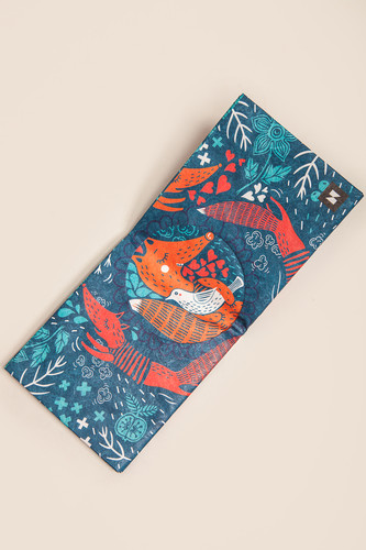 Кошелек NEW WALLET New Foxes NW-036 фото 8