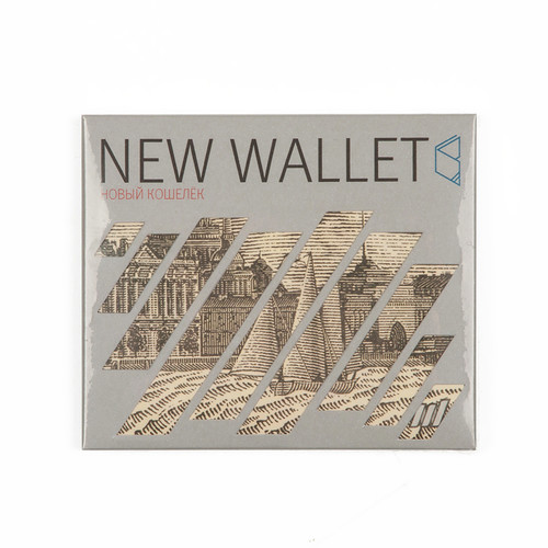 Кошелек NEW WALLET New Saintgraving NW-060 фото 7