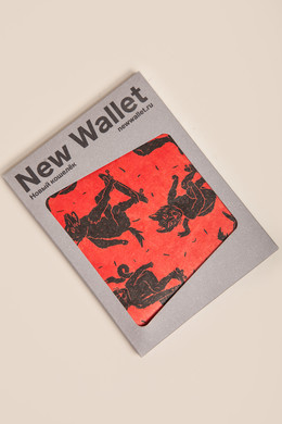 Кошелек NEW WALLET New Skateanimal фото