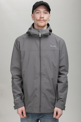 Куртка TRUESPIN Rain Jacket Dark Grey фото