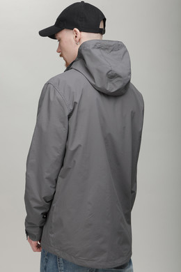 Куртка TRUESPIN Rain Jacket Dark Grey фото 2