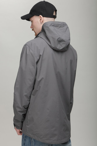 Куртка TRUESPIN Rain Jacket Dark Grey фото 10