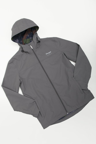 Куртка TRUESPIN Rain Jacket Dark Grey фото 12
