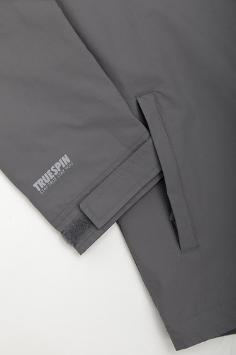 Куртка TRUESPIN Rain Jacket Dark Grey фото 15