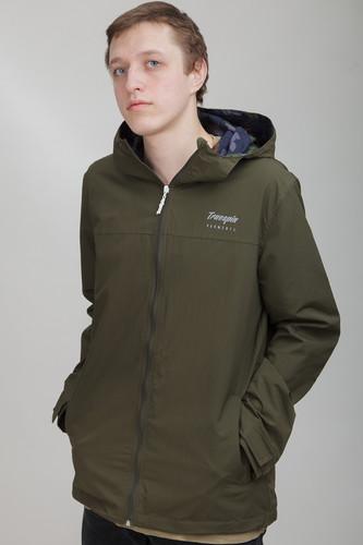 Куртка TRUESPIN Rain Jacket (Olive, L)