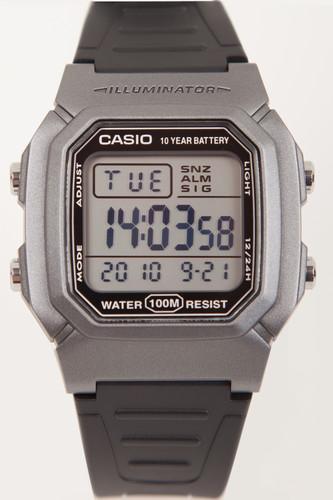 Часы CASIO W-800HM-7A (Черный) casio w 734 7a