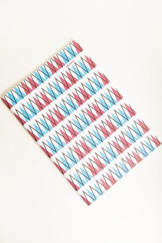 Блокнот FALAFEL BOOKS А5T (Cold Stitches, 455380)