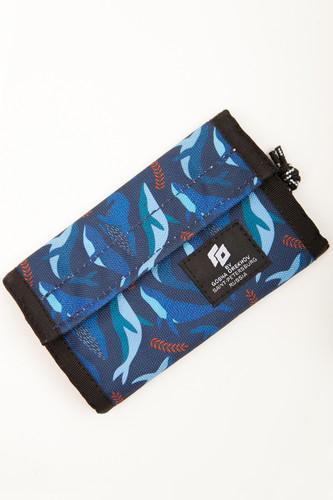Кошелек Гоша Орехов Wallet GO X Белое Море (Ютасы-2193)