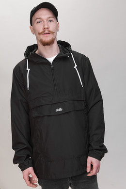 Анорак SKILLS Tone Anorak Men Black фото